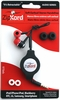 Retractable Zipkord Premium Sound In-Ear Stereo Earphone/ Microphone 970eb