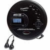 Supersonic (All In One)	SC253 Personal MP3/CD/CD-R/CD-RW Player w/ FM Radio