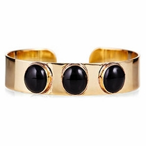 Allison Bracelet Small - Black Onyx