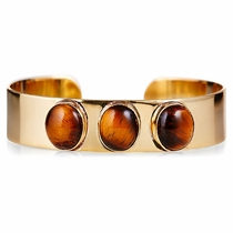 Allison Bracelet Small - Tigers Eye