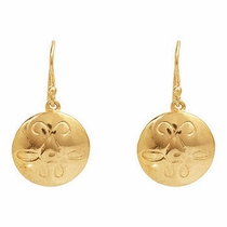 AW Logo Earrings