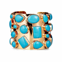 Bendall Cuff - Blue Turquoise