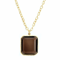 Jacobs necklace - Smoky