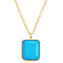 Jacobs Necklace - Turquoise