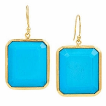 Marxen Earrings - Turquoise