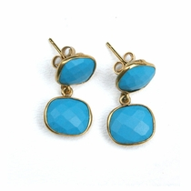 Whitten Drops - Blue Turquoise