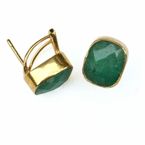Whitten Stud - Emerald