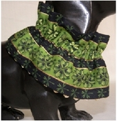 Celtic St. Patricks DOG or CAT Nathan's Wiener Circle or Collar!