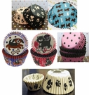 DOG and CAT CUPCAKE LINERS!