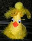 DOG or CAT Easter Chick  Party Hat