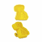 Dog Cookie Cutter and Stamp!