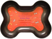 Large Bone Shaped Metal Baking Pan!