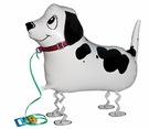 "My Own Pet  26"" Pointer Walking Pet Mylar Balloon"