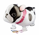 "My Own Pet  19"" French Bulldog  Walking Balloon"