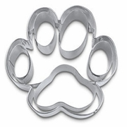 Paw Print Cookie Cutter!