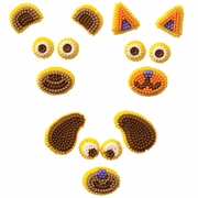 Dog and Cat Make-A-Face Decorations!