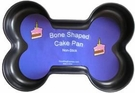 Small Bone Shaped Metal Baking Pan!