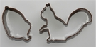 Squirrel and Acorn Cookie Cutters!