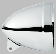 7 Inch Smooth Chrome Bucket