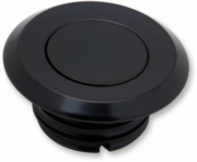ARLEN NESS Smooth Pop Up Style Gas Cap - Black