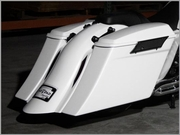 Competition Series Stretched Saddlebags