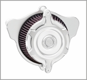 RSD Blunt SPLIT Air Cleaner - Chrome