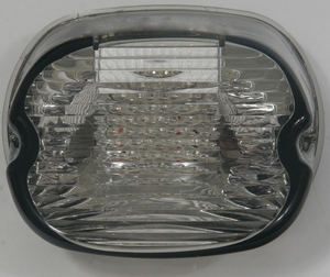 Street Glide Smoked Laydown LED Tail Light