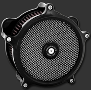 SUPER GAS Black Air Cleaner