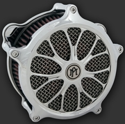 HOOLIGAN Chrome Air Cleaner