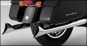 Vance & Hines Fishtail Slip-Ons for Touring