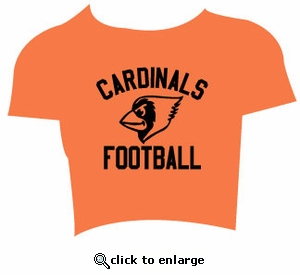 Custom Sports Crop Top