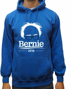 Grassroots Activist Weekend Special! Bernie 2016 Hoodie Only $25!