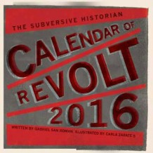 New! Calendar of Revolt 2016