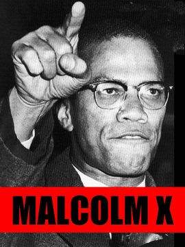 Malcolm X T-Shirt, Poster & Button Sale - Take 20% Off Your Order With Coupon Code MX!