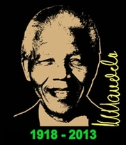 Nelson Mandela Signature Memorial Shirt