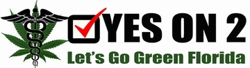 Organizers Special! Vote Yes on 2 Bumper Stickers- 100 Only $18, 50 -$10!