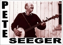 Pete Seeger T-Shirt Only $8!