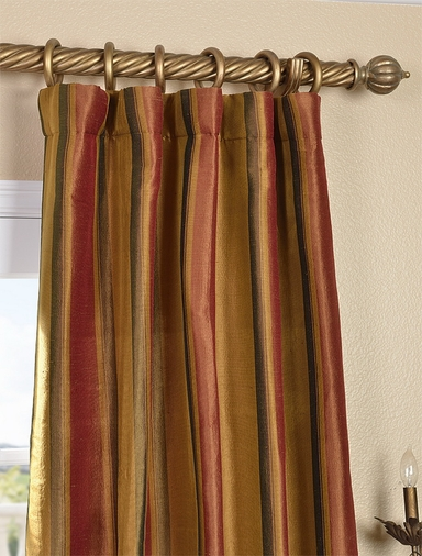 2-1 Bengali Silk Curtain 50 x 96