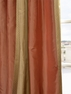 DEAL BUSTER: 2-1 Sommerset Pole Pocket Silk Curtain 48 x 120