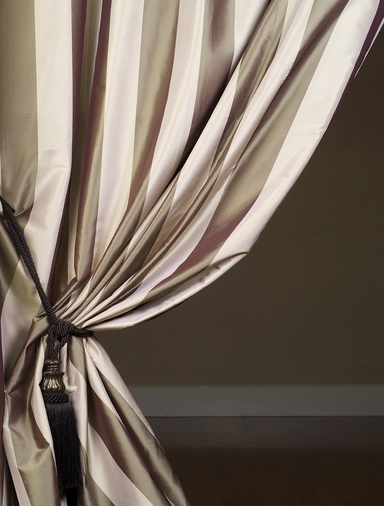 2-1 Healdsburg Silk Curtain 50 x 108 **Enter Qty 1 For 2 Panels, 2 For 4 etc