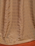 Antique Gold Hand Weaved Cotton Curtain