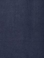 Denim Blue French Linen Swatch