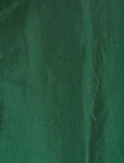 Emerald Green Faux Silk Taffeta Swatch