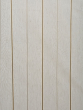 Essex Natural Linen Blend Stripe Sheer Swatch