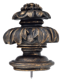 Finials For Wooden Poles