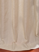 Grenada Natural Linen Blend Stripe Swatch