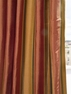 2-1 Bengali Silk Stripe Curtain 50 x 120