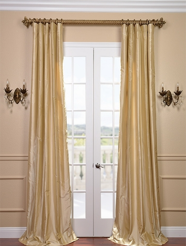 2-1 Cypress Silk Curtain 50 x 108