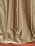 DEAL BUSTER: 2-1 Nubia Pole Pocket Silk Stripe Curtain 50 x 108