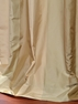 JUST ADDED: 2-1 Inverted Pleat Tulare Silk Curtain 38 x 84 (1-1/2 widths each panel)